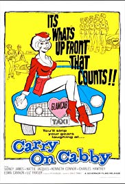 Watch Free Carry On Cabby (1963)