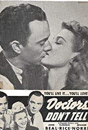 Watch Free Doctors Dont Tell (1941)