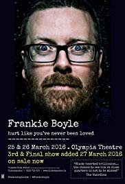 Watch Free Frankie Boyle: Hurt Like Youve Never Been Loved (2016)
