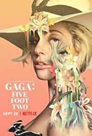 Watch Free Gaga: Five Foot Two (2017)