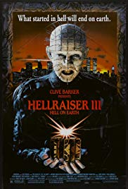 Watch Free Hell on Earth: The Story of Hellraiser III (2015)