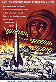 Watch Free Journey to the Seventh Planet (1962)