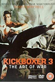 Watch Free Kickboxer 3: The Art of War (1992)
