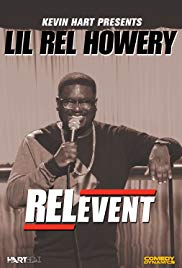 Watch Free Kevin Hart Presents Lil Rel: RELevent (2015)