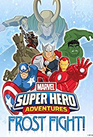Watch Free Marvel Super Hero Adventures: Frost Fight! (2015)