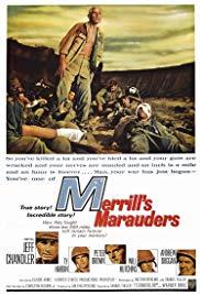 Watch Free Merrills Marauders (1962)