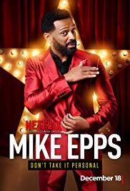 Watch Free Mike Epps: Dont Take It Personal (2015)