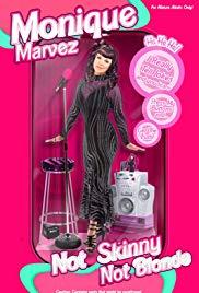 Watch Free Monique Marvez: Not Skinny Not Blonde (2013)