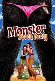 Watch Free Monster Beach Party (2009)
