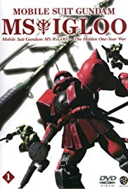 Watch Free Mobile Suit Gundam MS IGLOO: The Hidden One Year War (2004–)
