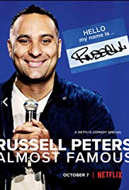 Watch Free Russell Peters: Almost Famous (2016)