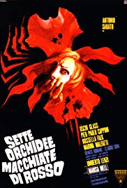 Watch Free Seven BloodStained Orchids (1972)