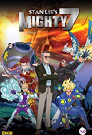 Watch Free Stan Lees Mighty 7 (2014)