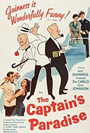 Watch Free The Captains Paradise (1953)
