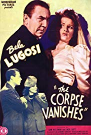 Watch Free The Corpse Vanishes (1942)