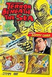 Watch Free The Terror Beneath the Sea (1966)
