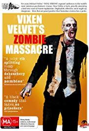Watch Free Vixen Velvets Zombie Massacre (2015)