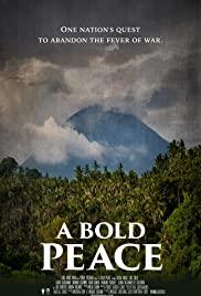 Watch Free A Bold Peace (2015)