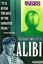 Watch Free Alibi (1929)
