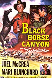 Watch Free Black Horse Canyon (1954)