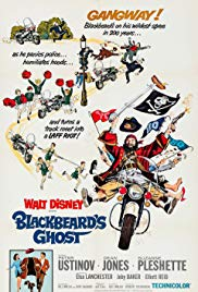 Watch Free Blackbeards Ghost (1968)