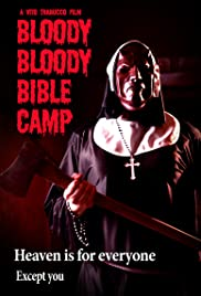 Watch Free Bloody Bloody Bible Camp (2012)