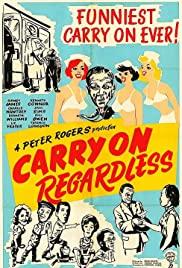 Watch Free Carry on Regardless (1961)