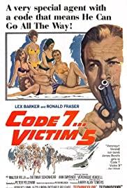 Watch Free Code 7, Victim 5 (1964)