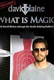 Watch Free David Blaine: What Is Magic? (2010)