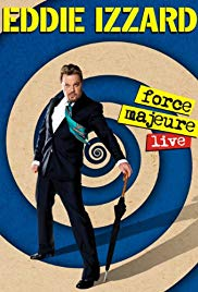 Watch Free Eddie Izzard: Force Majeure Live (2013)