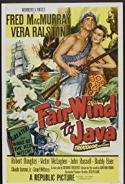 Watch Free Fair Wind to Java (1953)
