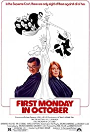 Watch Free First Monday in October (1981)