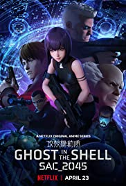 Watch Free Ghost in the Shell SAC_2045 (2020 )