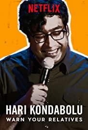 Watch Free Hari Kondabolu: Warn Your Relatives (2018)