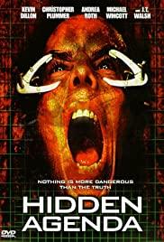 Watch Free Hidden Agenda (1999)