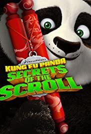 Watch Free Kung Fu Panda: Secrets of the Scroll (2016)