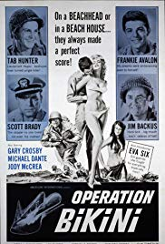 Watch Free Operation Bikini (1963)