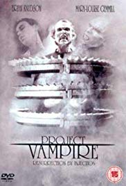 Watch Full Movie :Project Vampire (1993)