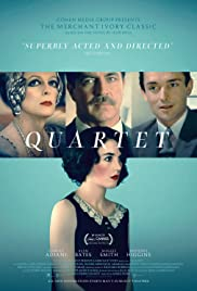 Watch Free Quartet (1981)