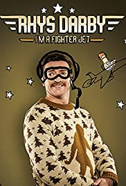 Watch Free Rhys Darby: Im a Fighter Jet (2017)