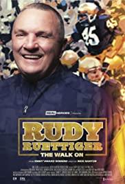 Watch Free Rudy Ruettiger: The Walk On (2017)