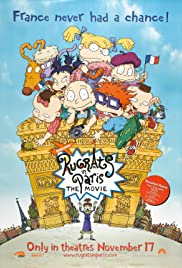 Watch Free Rugrats in Paris: The Movie (2000)