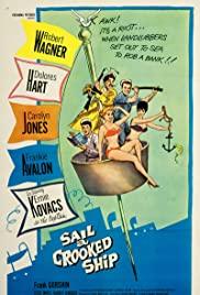Watch Free Sail a Crooked Ship (1961)