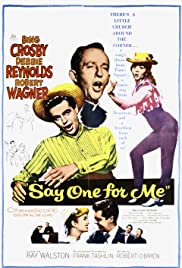 Watch Free Say One for Me (1959)
