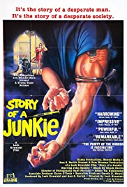 Watch Free Story of a Junkie (1985)
