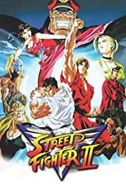 Watch Free Street Fighter II: V (1995 )