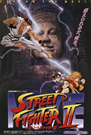 Watch Free Street Fighter II: The Animated Movie (1994)