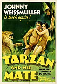Watch Free Tarzan and His Mate (1934)