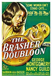 Watch Free The Brasher Doubloon (1947)