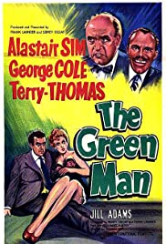 Watch Free The Green Man (1956)